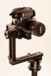 Tête panoramique Nodal Ninja Utltimate M1 avec boîtier