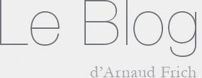 Blog d'Arnaud Frich – Textes et photos Arnaud Frich – Lire les mentions légales d'utilisations