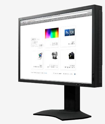 Écran de bureau - tous les navigateurs gèrent les couleurs... partiellement !
