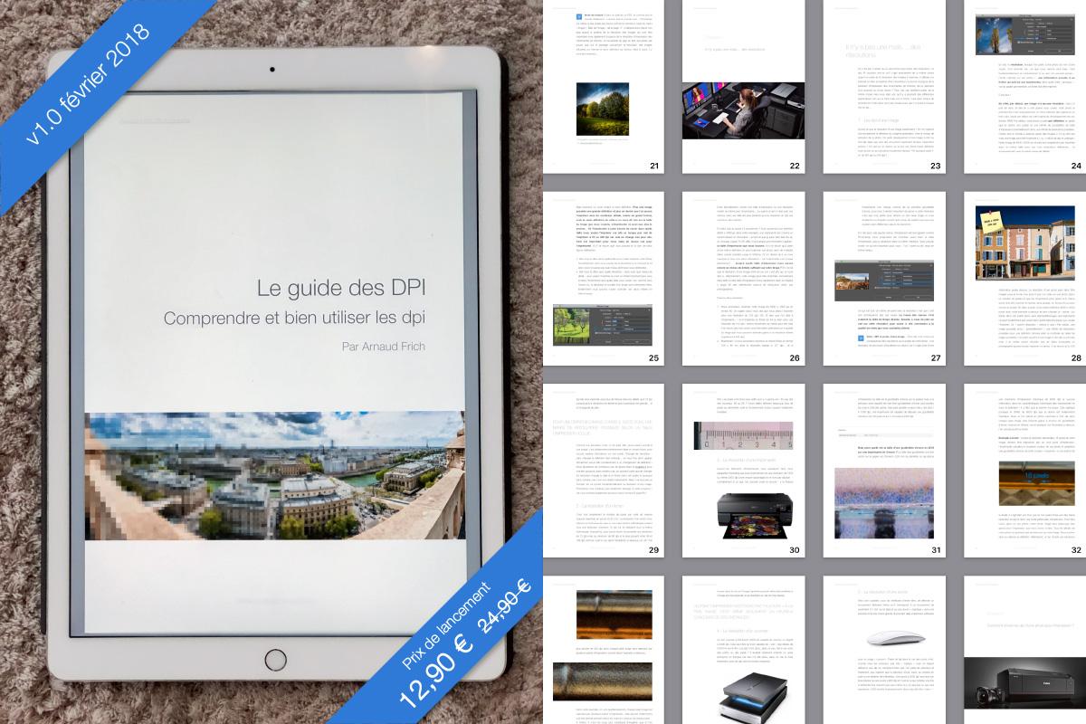 PDF qu'est-ce que les dpi ? 110 pages par Arnaud Frich